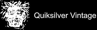 Quiksilver Vintage 1986 - 1988